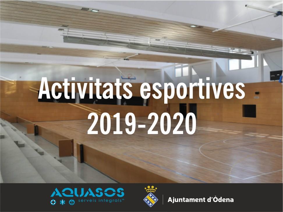 Aquasos guanya el concurs d'activitats esportives