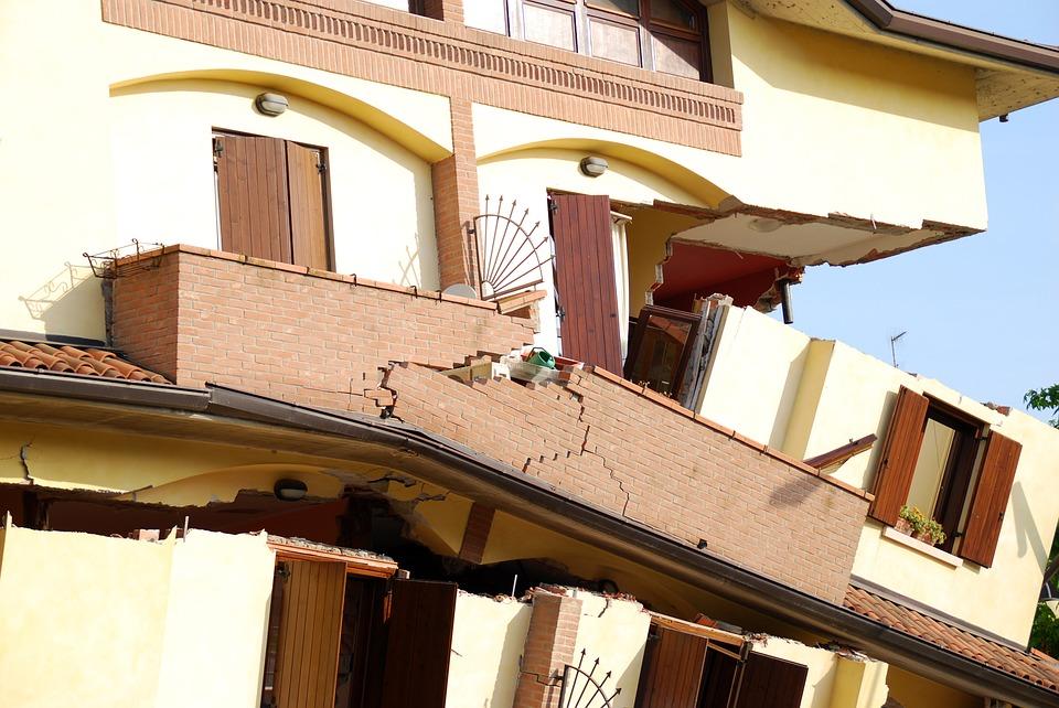 Com actuar davant d'un terratrèmol