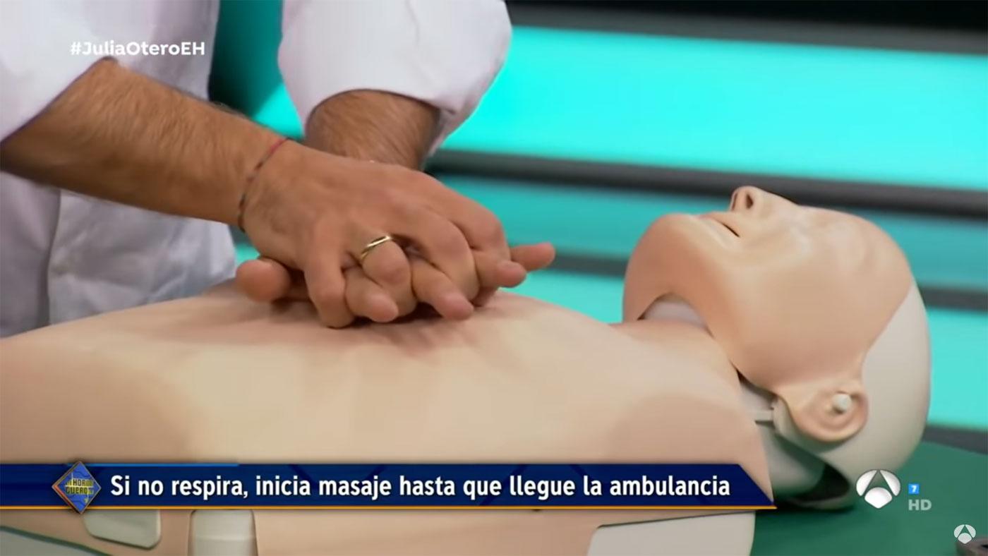 """""""La Macarena"""" pot salvar la vida d'una persona"""
