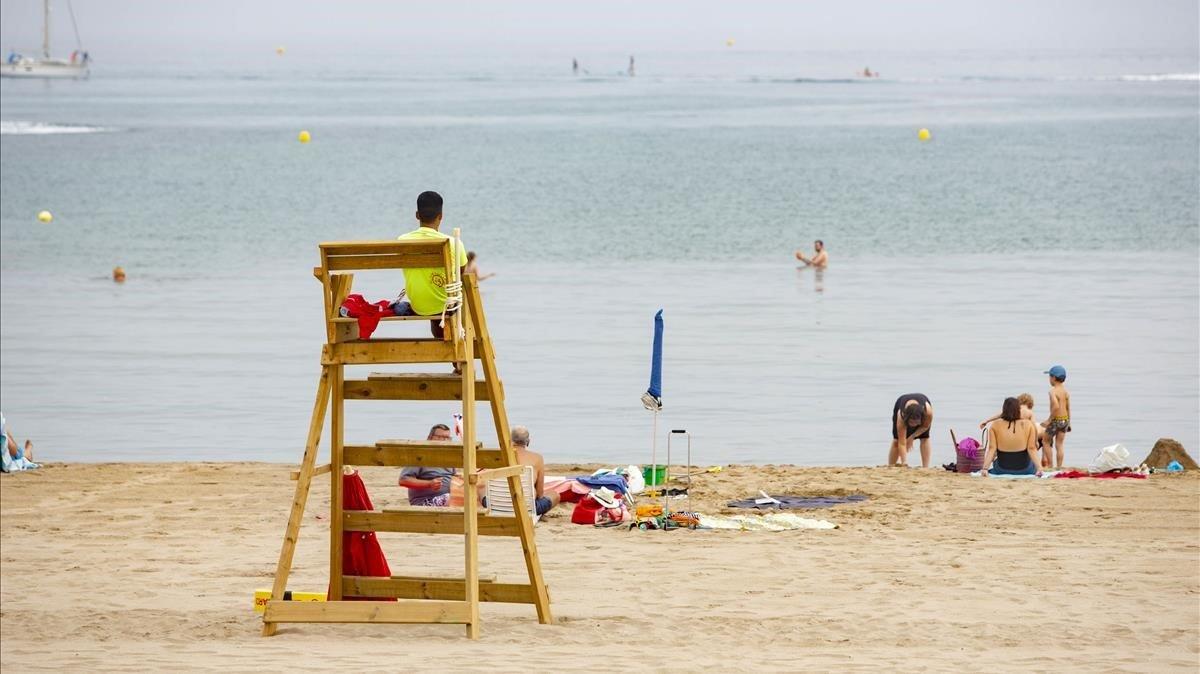 Un de cada quatre ofegats aquest estiu va morir en una platja no vigilada