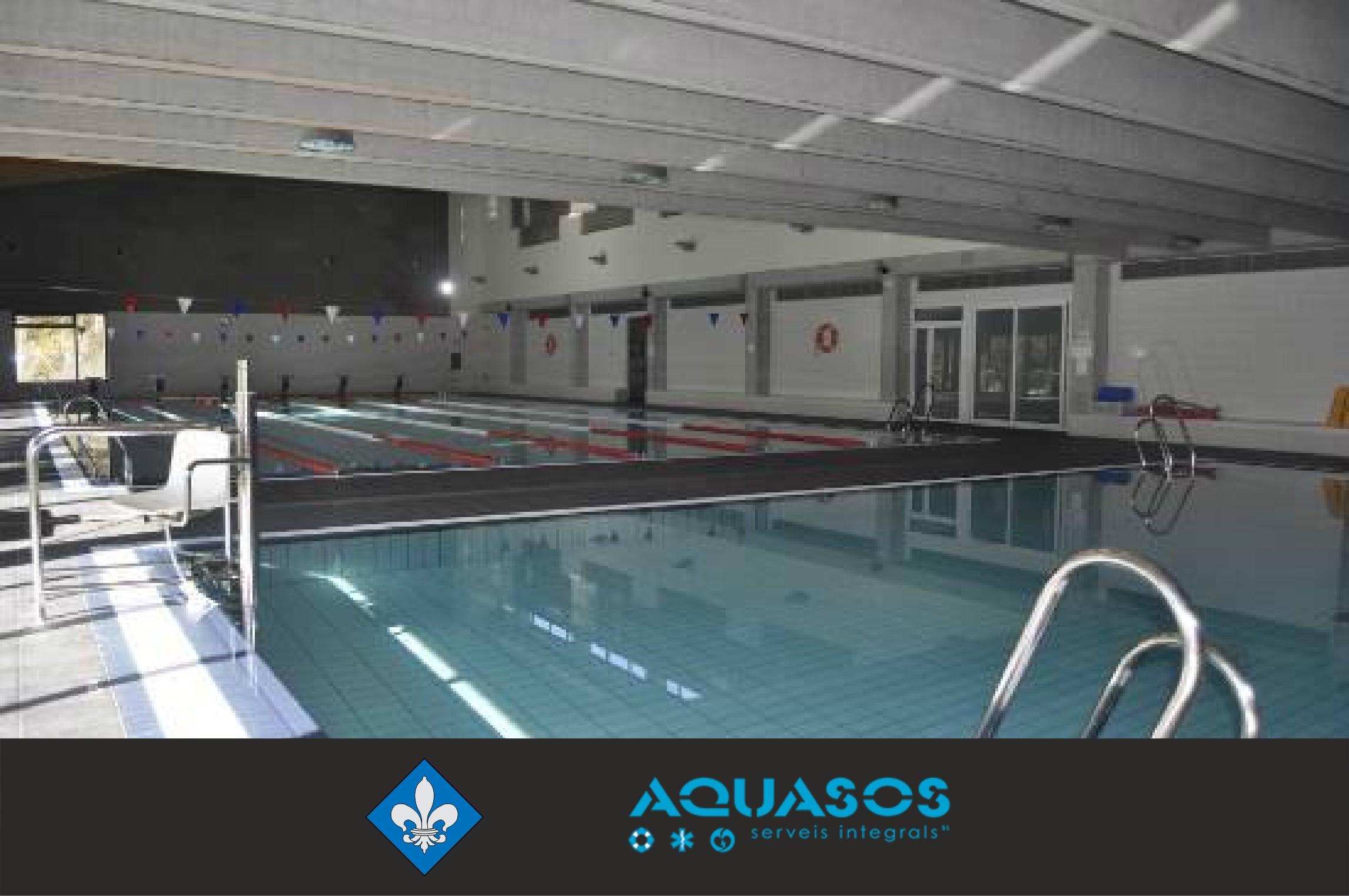 Aquasos guanya el concurs del servei de salvament i socorrisme i del monitoratge de la piscina de El Pont de Suert